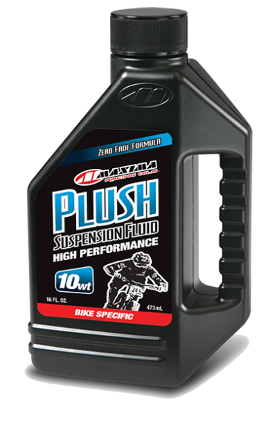 MAXIMA PLUSH SUSPENSION FLUID SAE10